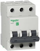 Автомат 3П 63A хар-ка C 4,5кА 400В =S= Easy9 Schneider Electric