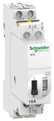 Блок расширения 2НО 16A 230В АС 50-60Гц 110В D iETL Schneider Electric